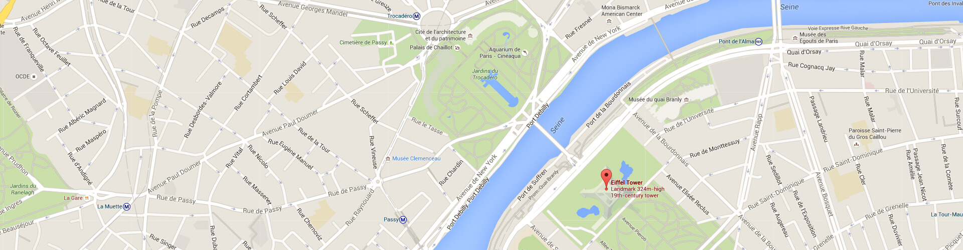 How to integrate Google Maps into your site - YIKES, Inc.