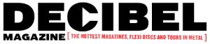 The Decibel Magazine logo