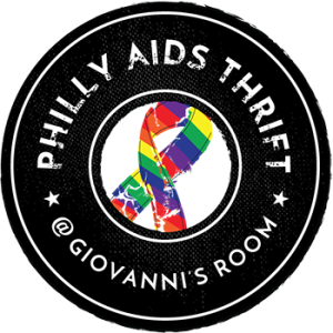 The Philly AIDS Thrift @ Giovanni's Room logo