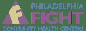 The Philadelphia FIGHT logo