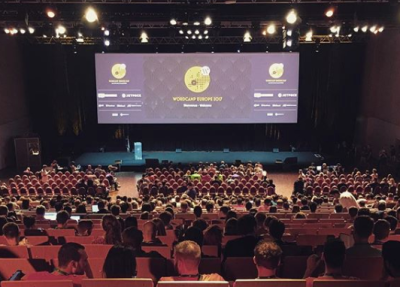 WordCamp EU Paris 2017