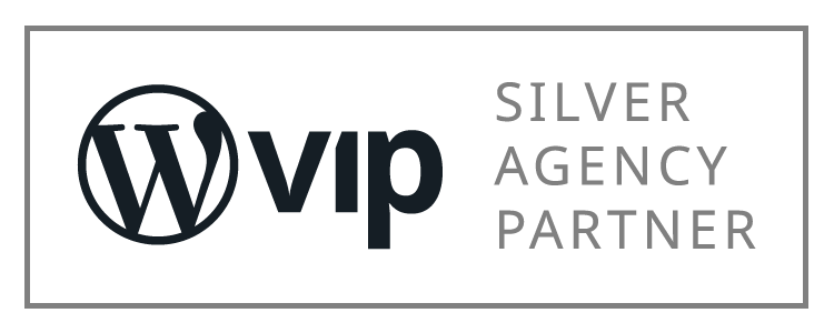 WordPress VIP Sliver Agency Partner